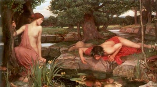the myth of narcissus echo and narcissus narcissus and echo