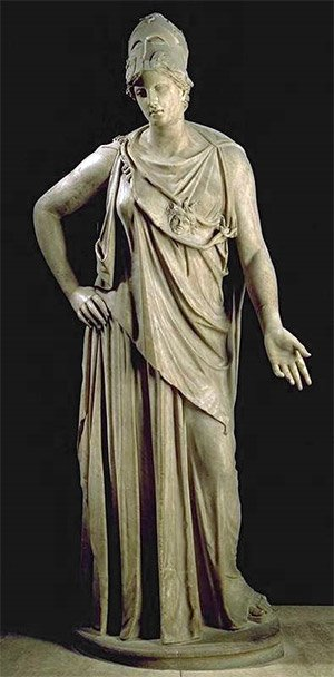 greek goddess athena