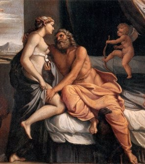 the myth of Zeus and Callisto