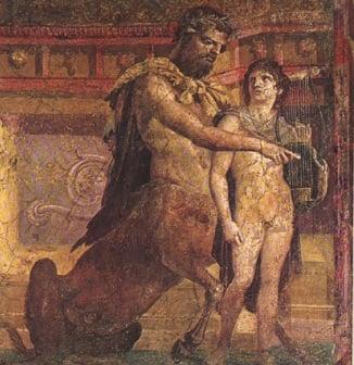 centaur in Greek mythology
